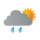 Regenbui, ook zon