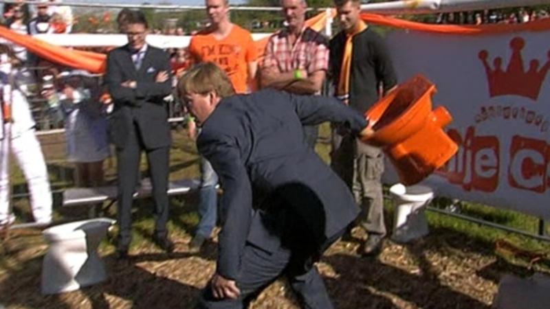 Willem Alexander Wc Pot.Willem Alexander Werpt Wc Pot Nos