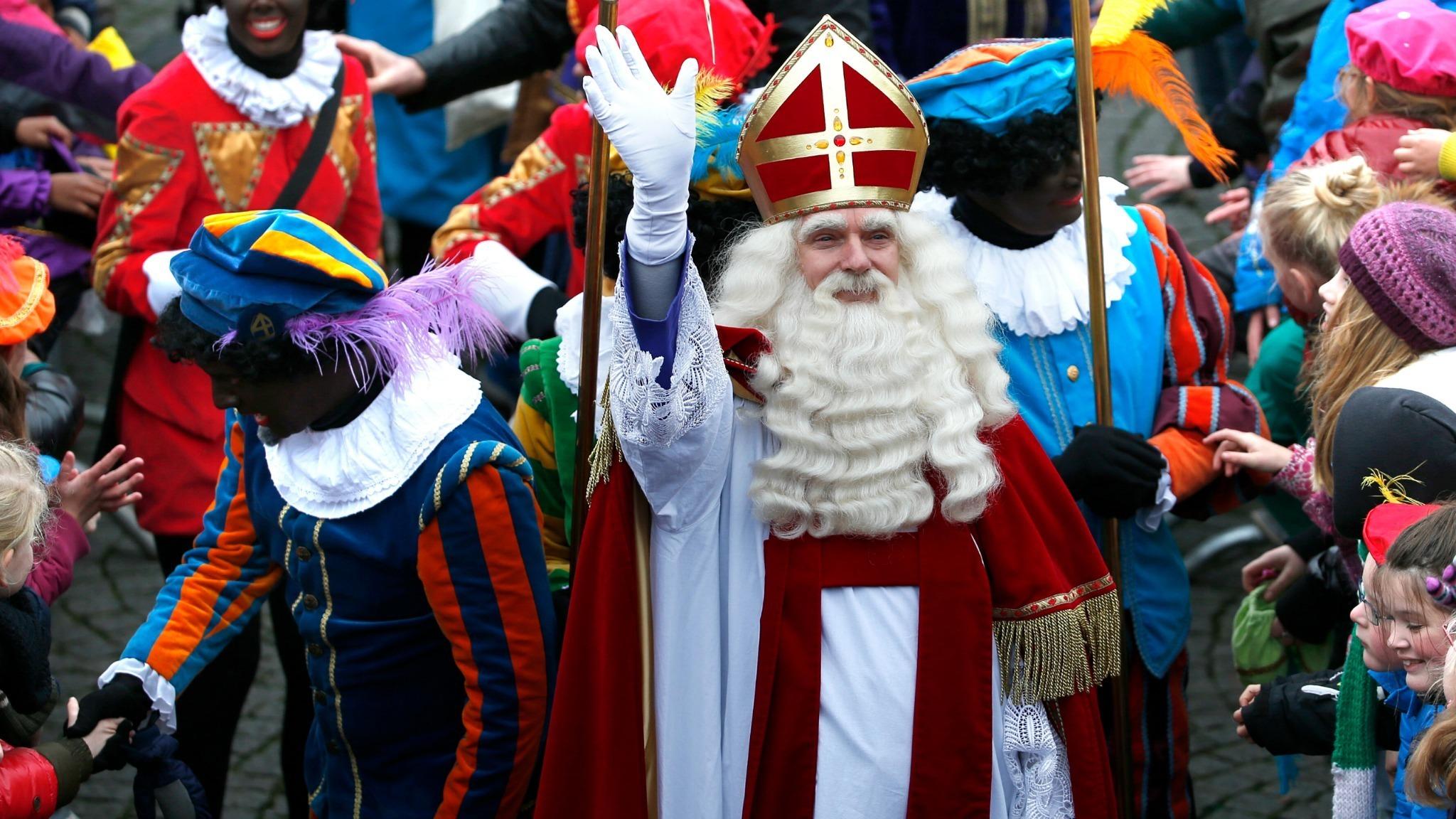 Sinterklaasfeest Nu Officieel Nederlandse Traditie Nos
