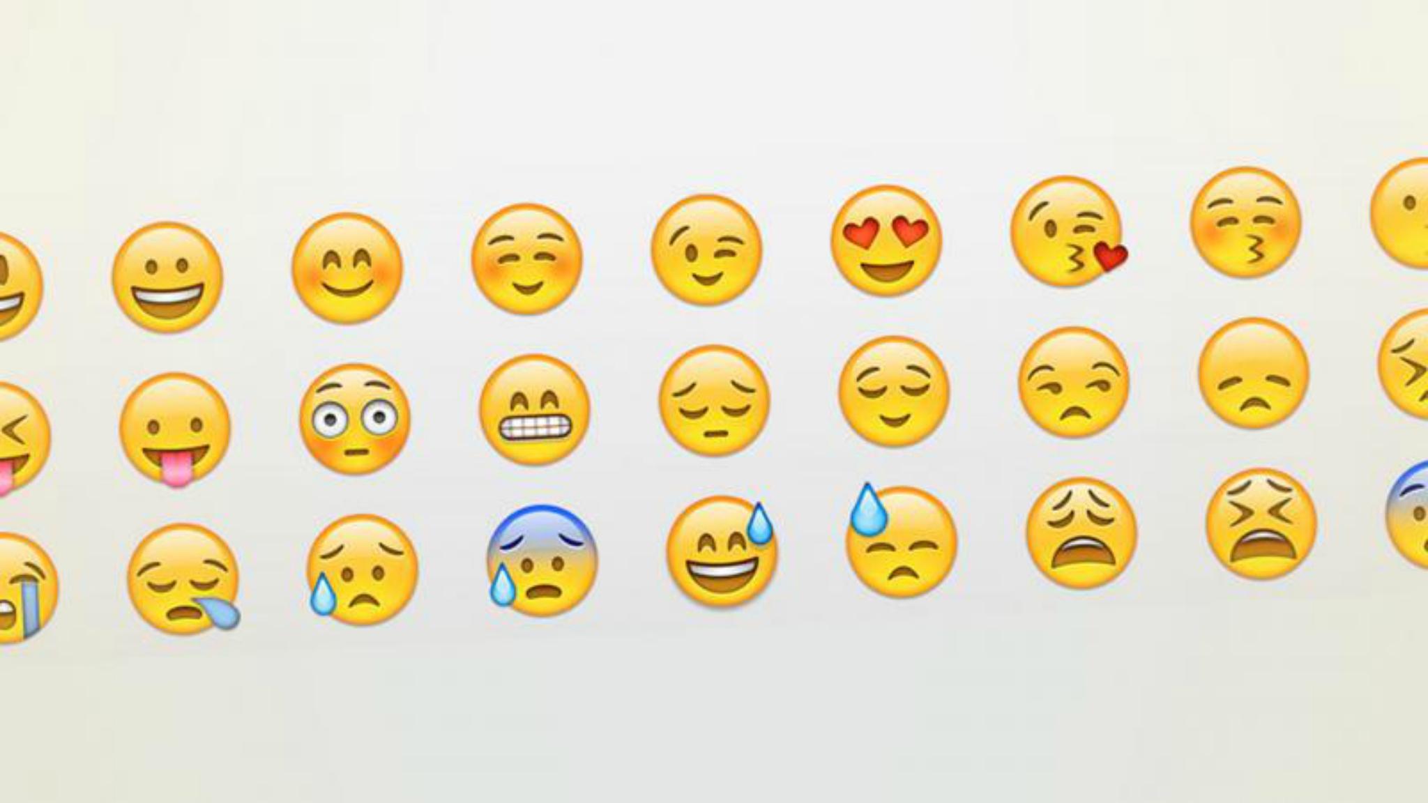 Whatsapp emoticons uitleg Full Emoji