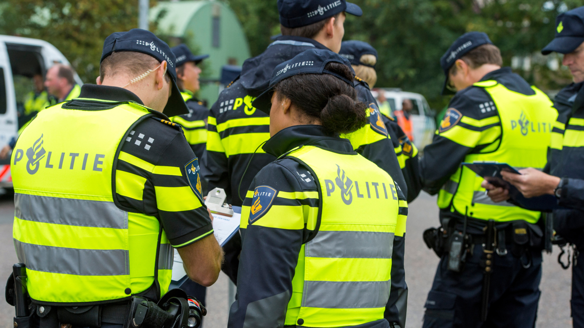 Registratie ziekteverzuim politie is rommeltje
