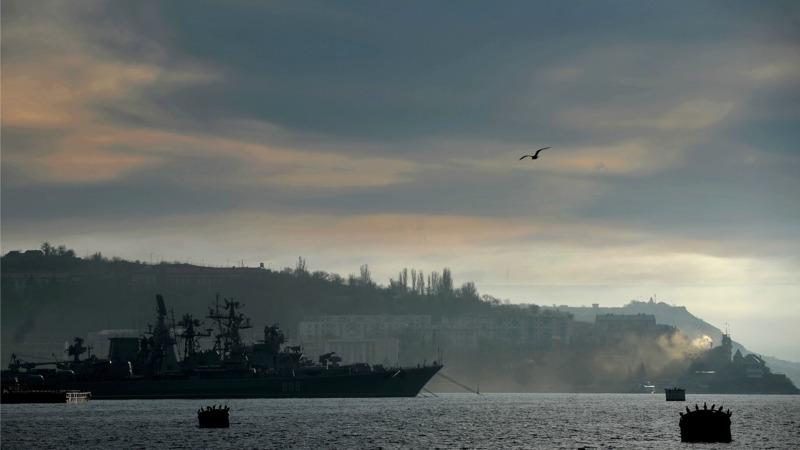 Russisch gas via nieuwe pijpleiding naar geannexeerde Krim - NOS