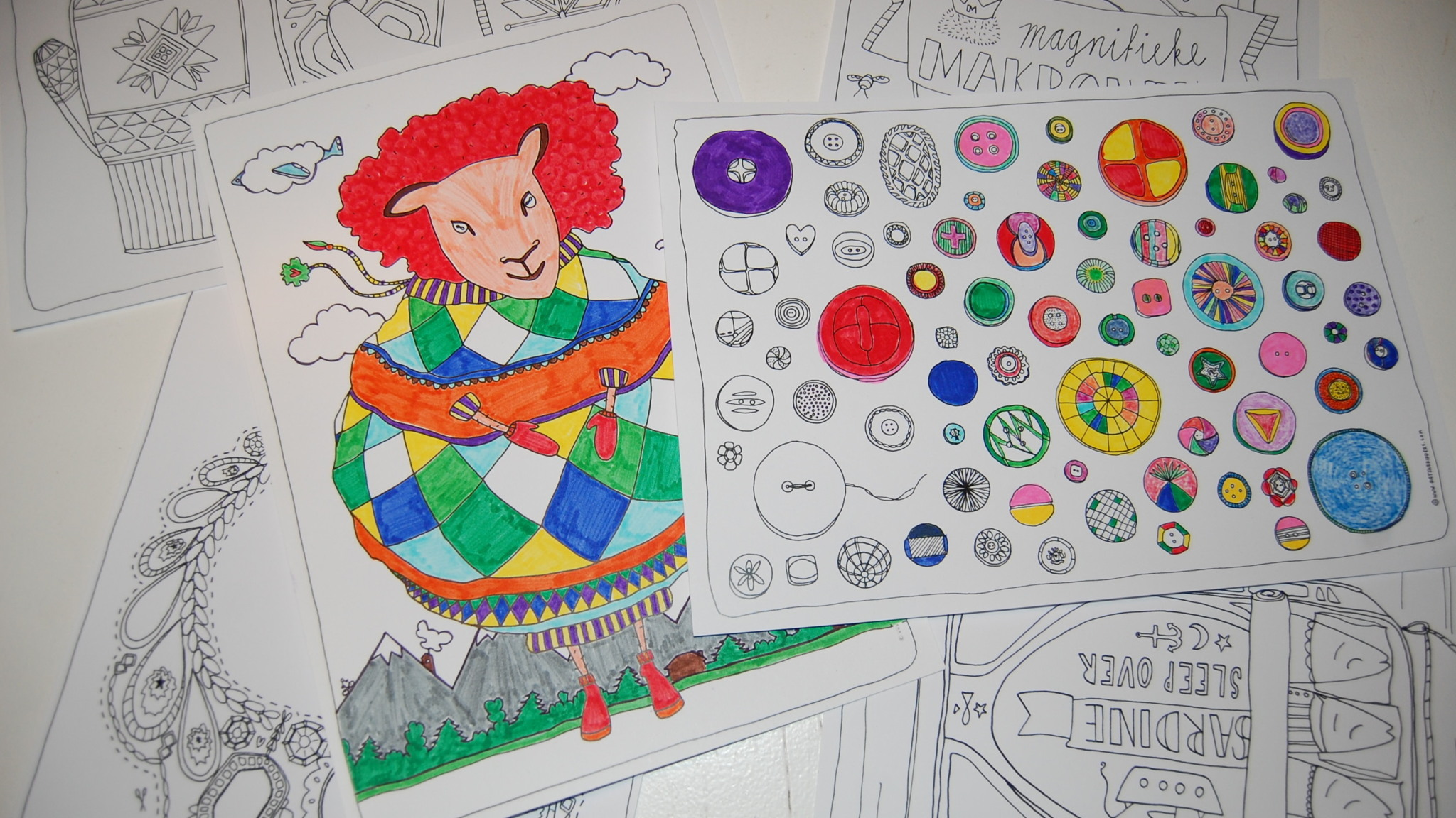 Kleurplaten Volwassenen Waarom.Volwassenen Bekennen Kleur Nos