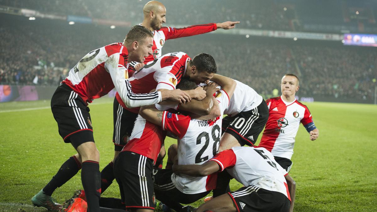 Feyenoord door na thuiszege op Sevilla