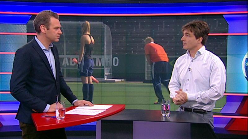 'Champions Trophy ideale start voor Marijne' | NOS
