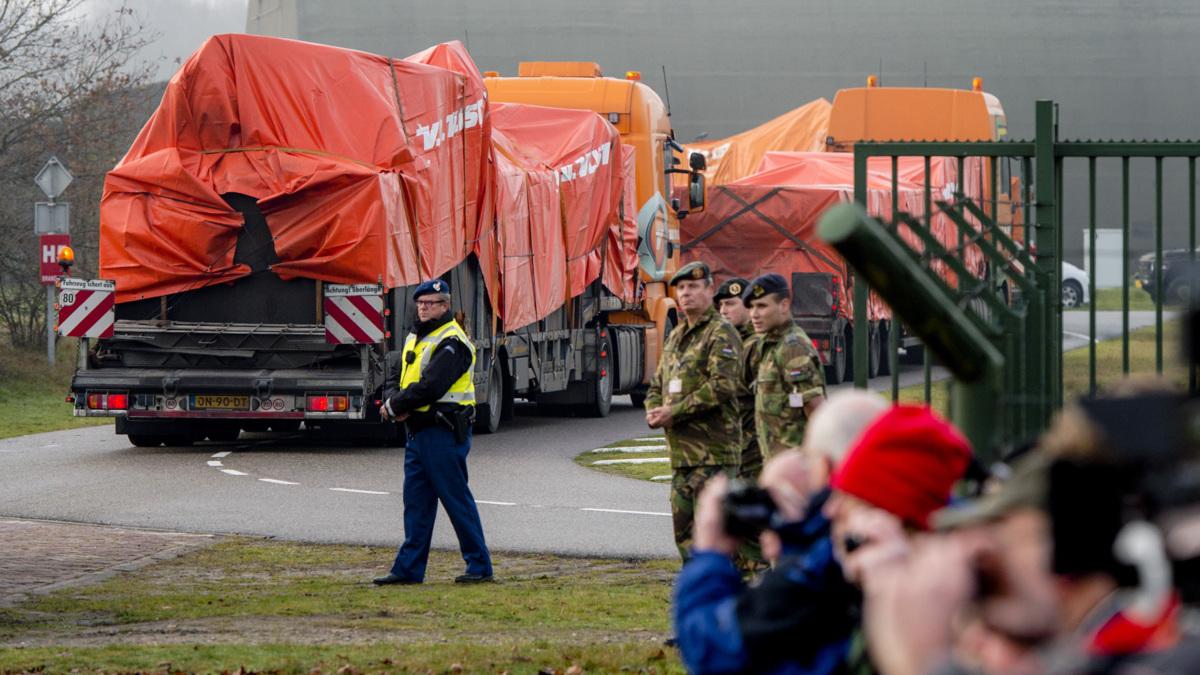OM: veel meer MH17-bewijs verzameld dan bekend