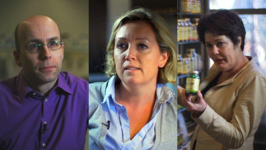 NOS noemt detox-coach, winkelier en hoogleraar voeding 'detox deskundige'. Wie hoort in dit rijtje niet thuis? 1