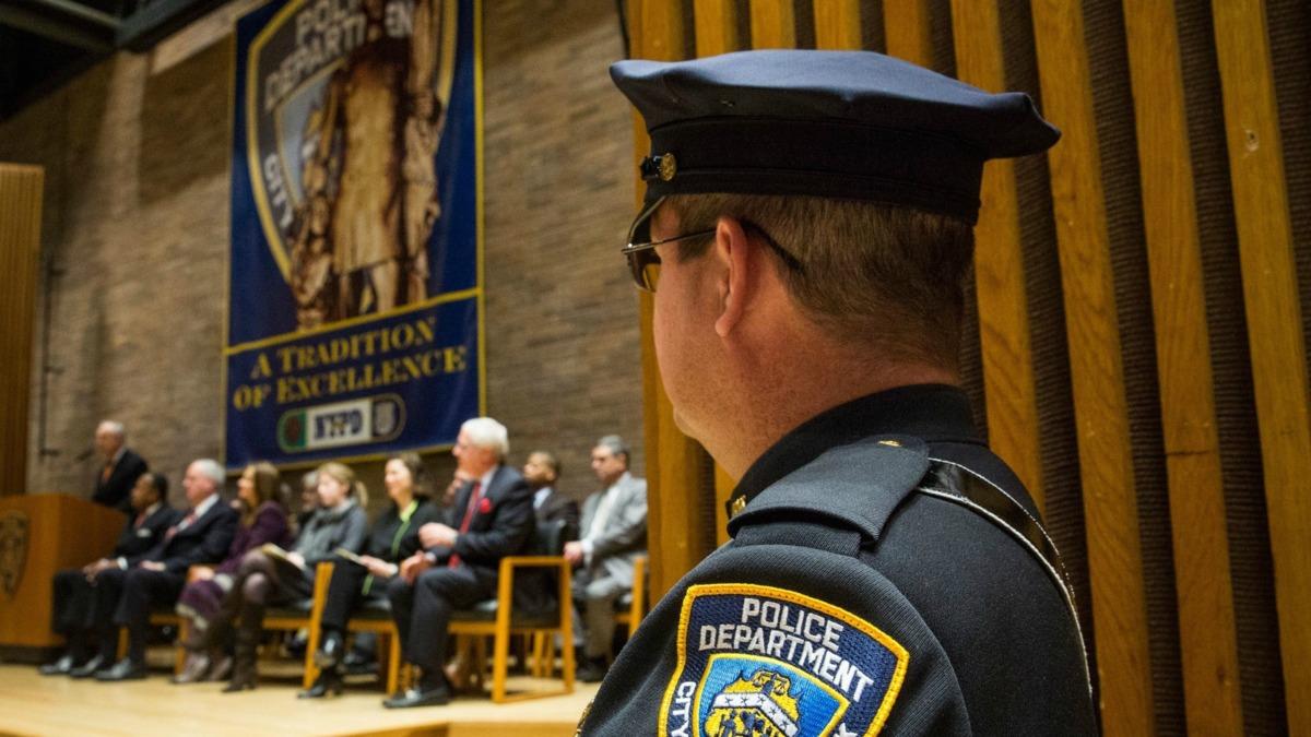'Wie de NYPD bekritiseert, krijgt het zwaar'