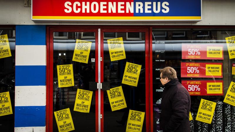 Schoenenreus is failliet | NOS
