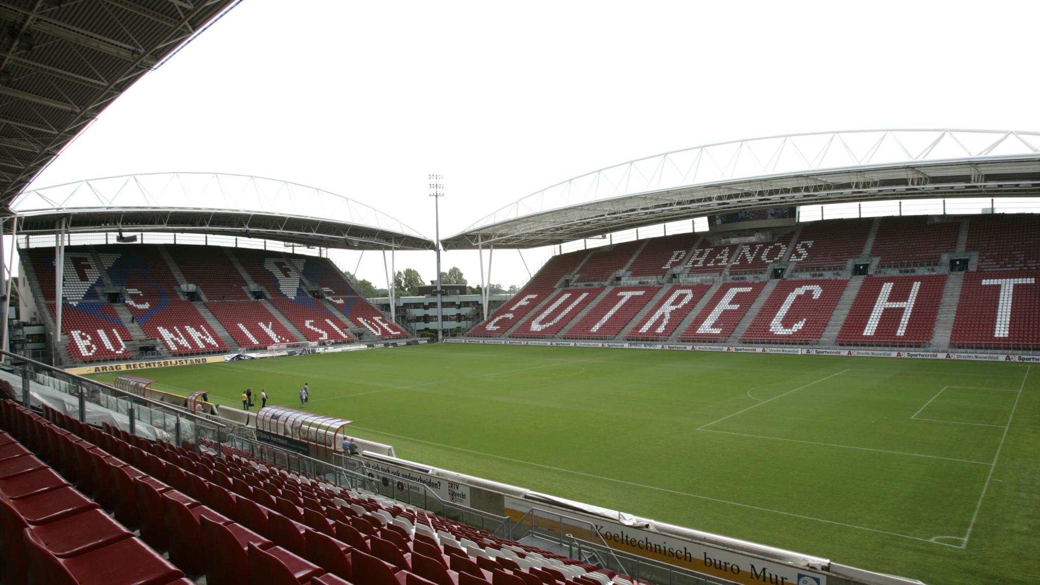Vierde verdachte van overval op FC Utrecht | NOS