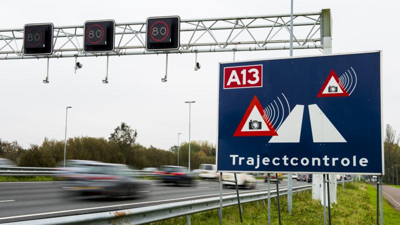 Minder Verkeersboetes Door Onderhoud Trajectcontrole