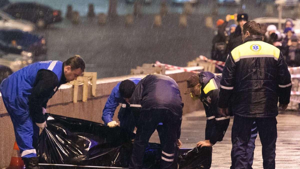Porosjenko: Nemtsov vermoord wegens onthulling
