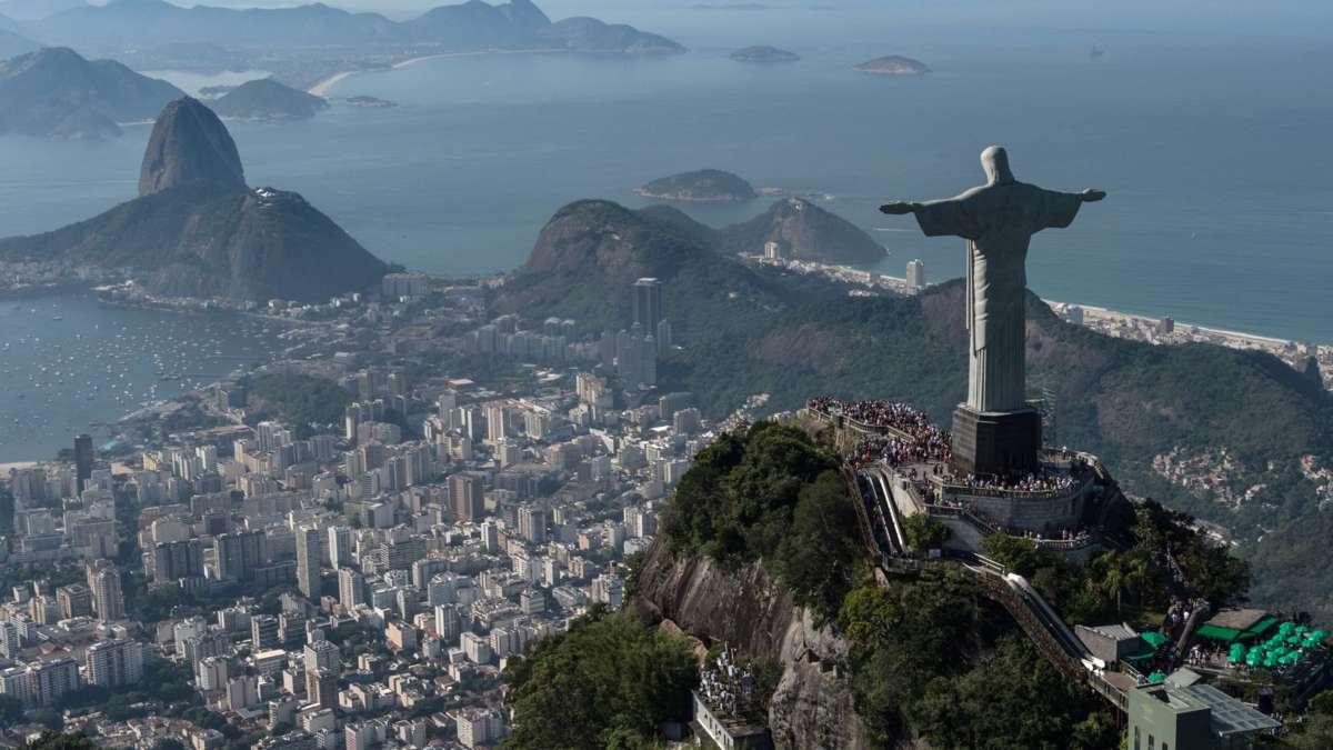 Rio viert 450ste verjaardag