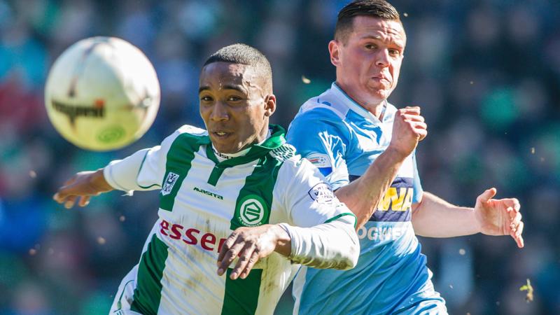 Eindelijk weer overwinning voor FC Groningen | NOS