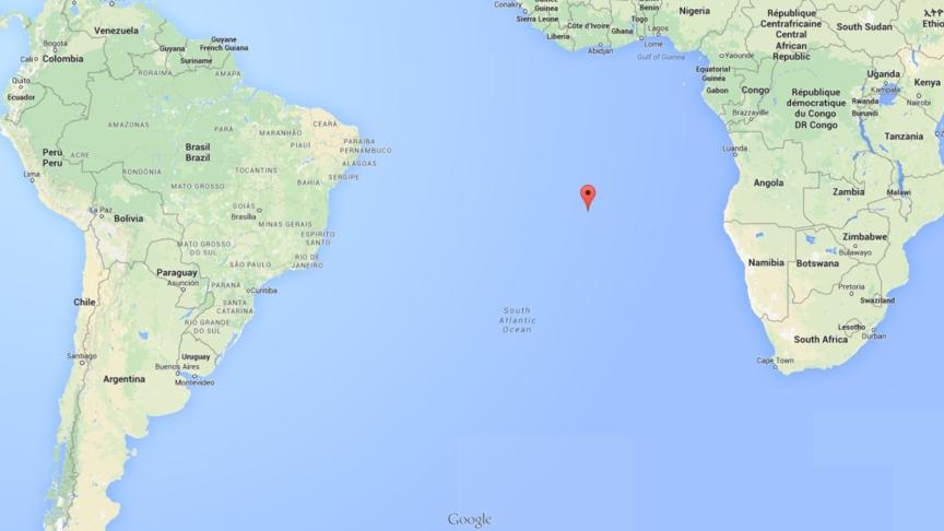 Nederlands schip redt ziek kind van afgelegen eiland nos - Tafelhuis van het wereld lange eiland ...