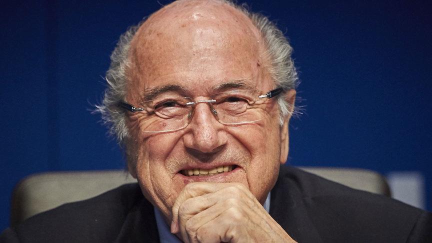 Blatter fifa invloedrijker dan religie nos - De geloofwaardigheid ...
