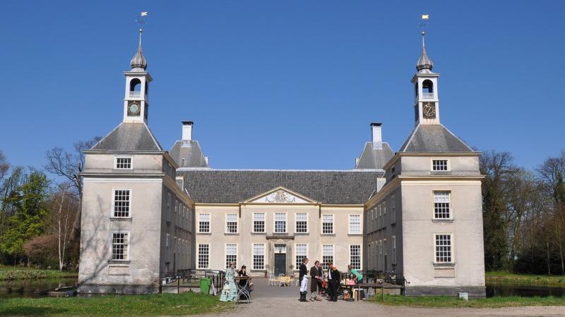 Vragen over subsidie voor kasteel van der steur nos for Van de steur