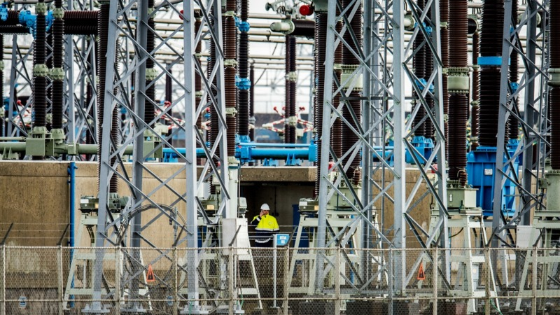 Grote stroomstoring Tennet legt Noord-Holland plat - Nieuwsuur