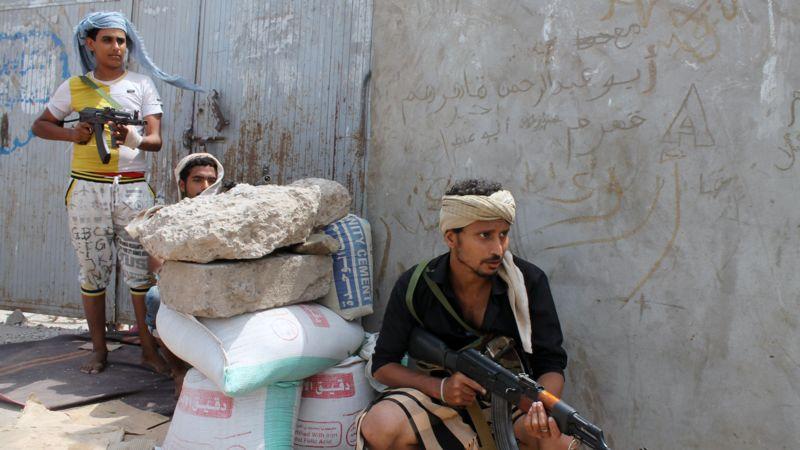 39 coalitie stuurt grondtroepen naar jemen 39 nos for Arabische havenstad