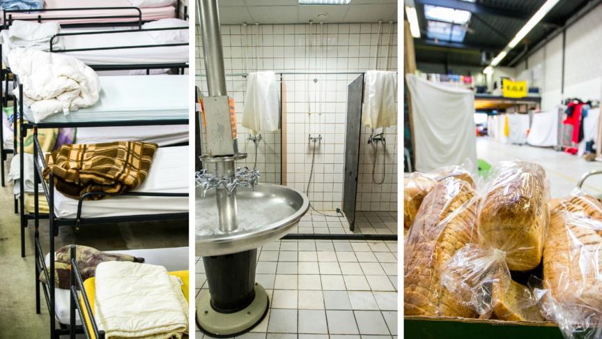 Wat is het probleem met de bed bad en broodregeling nos - Foto in een bad ...