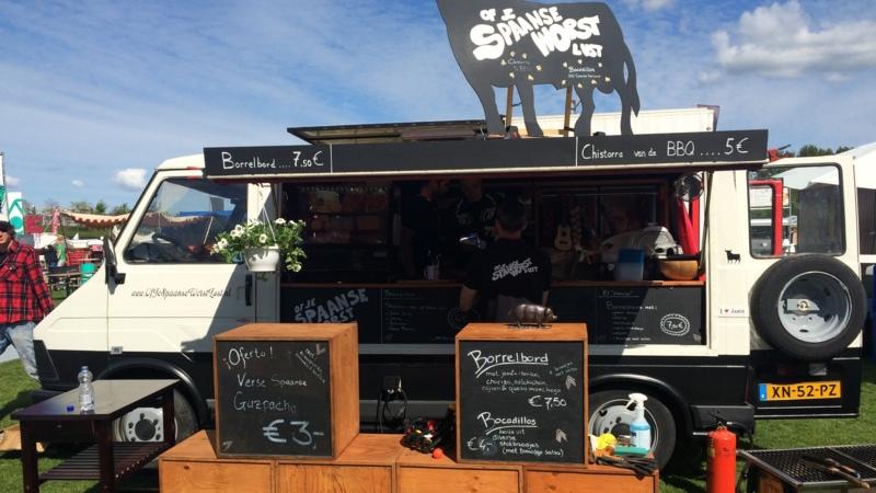 3 9Er Zijn Zon 450 Foodtrucks In Nederland Mattijs Van De Wiel NOS