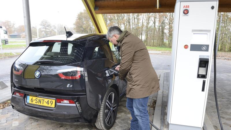 Kamer Elektrische Auto Heeft Toekomst Nos
