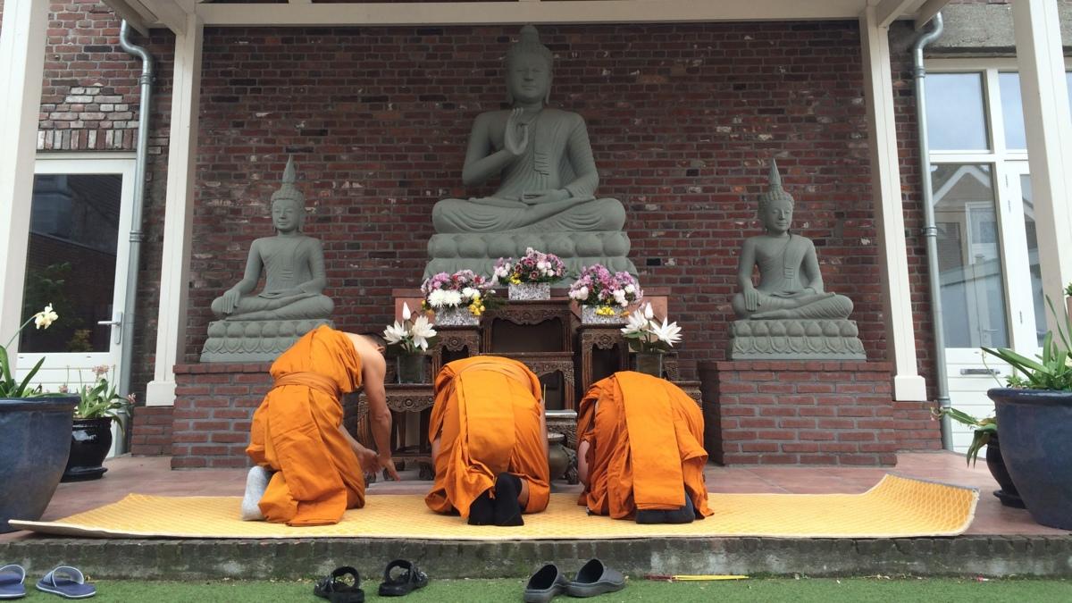 Seksueel misbruik bij boeddhisten in Nederland