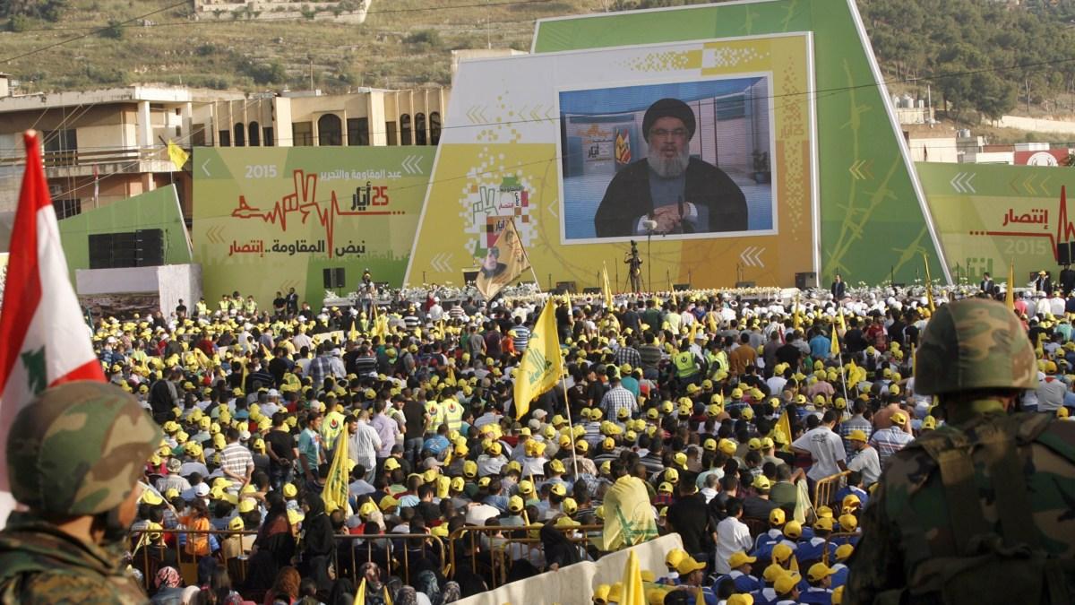 Hezbollah belooft Assad meer steun
