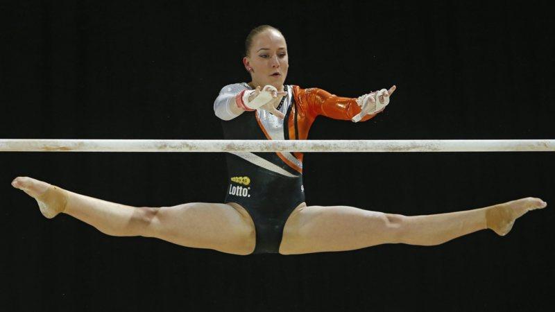Turnsters Gokken Op Olympisch Testevent Nos