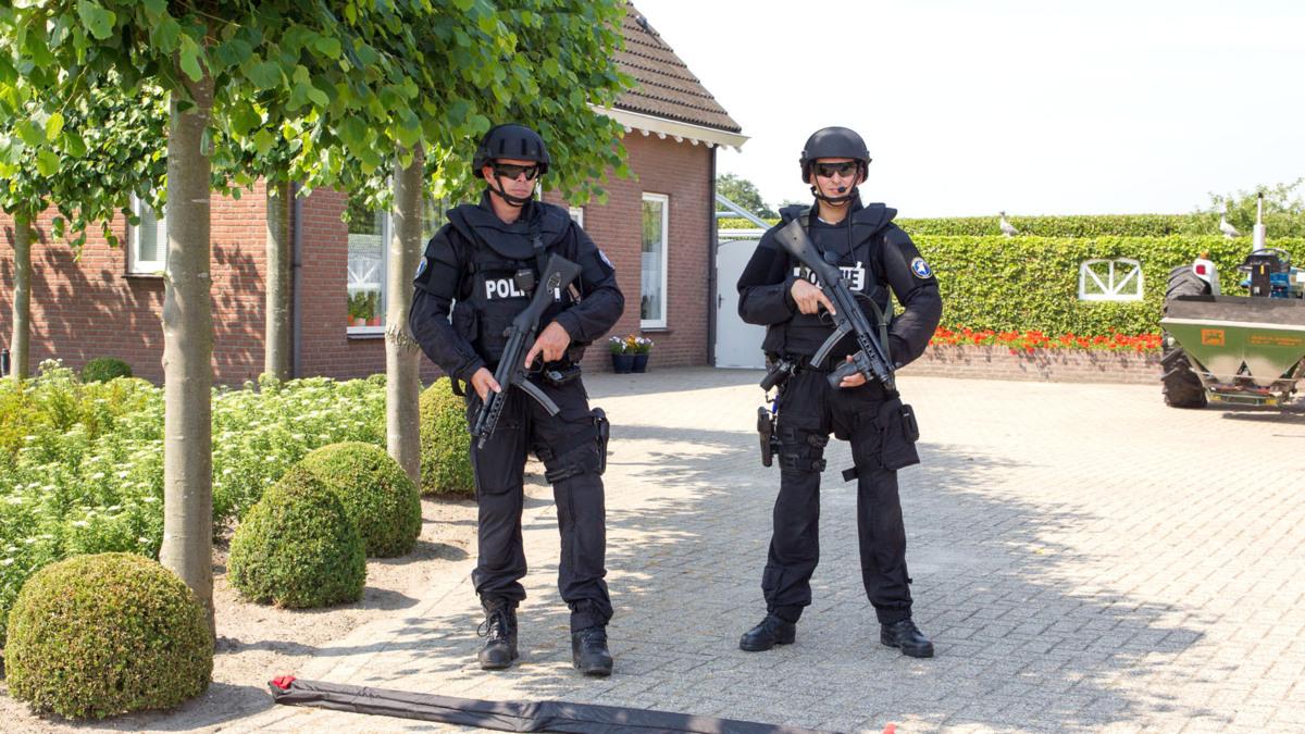 Zware wapens gevonden in liquidatie-onderzoek