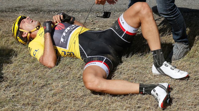Guy Pees Tour De France