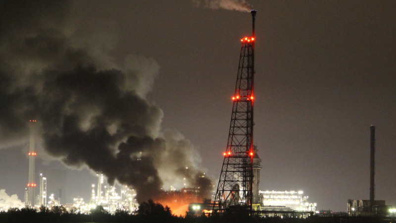 Forse kritiek op veiligheid bij Shell Moerdijk