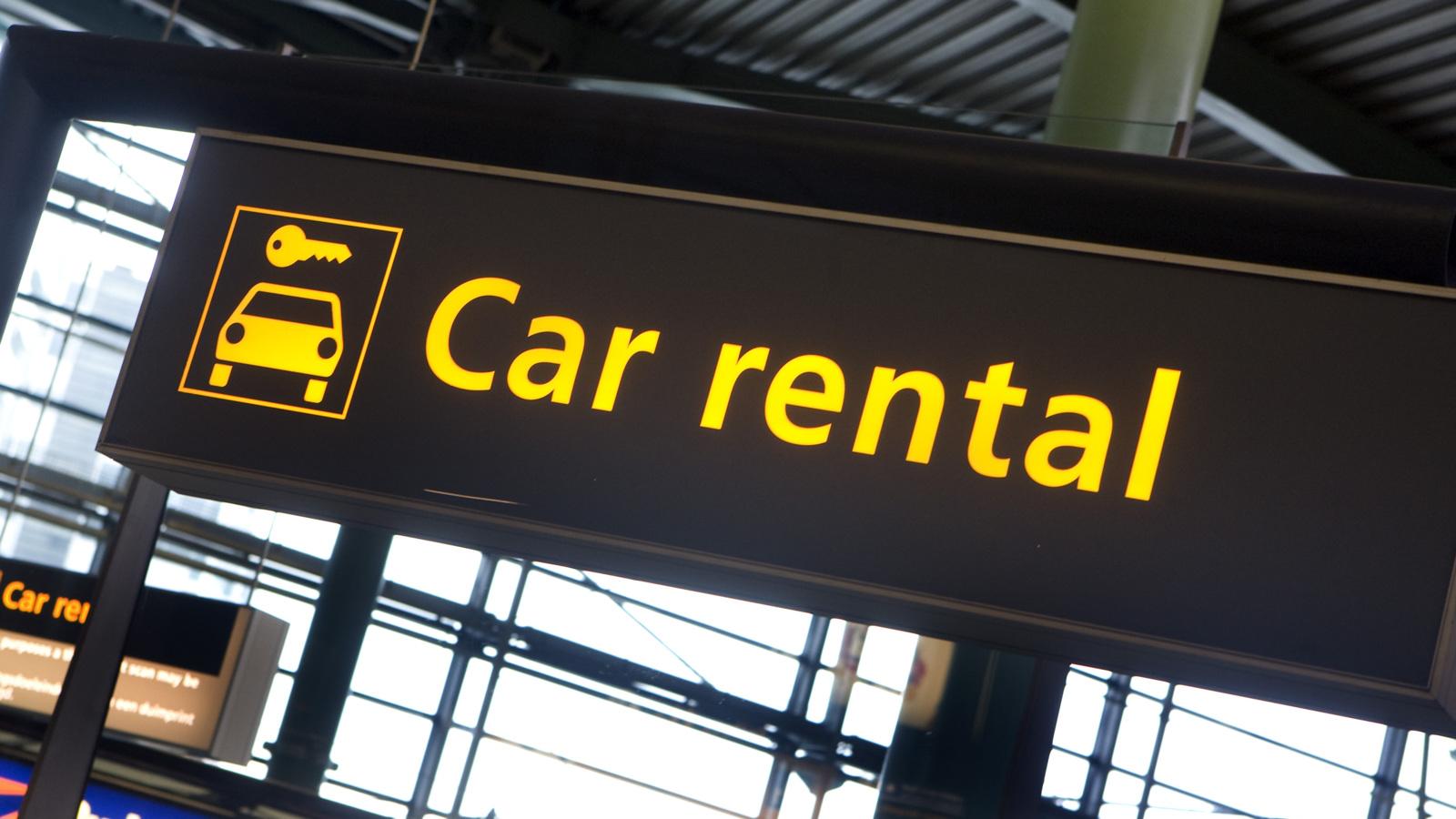 Consumentenbond: veel mis bij autoverhuur buitenland | NOS