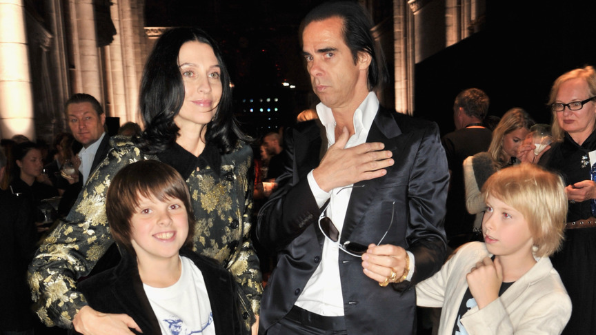 Nick Cave zoon