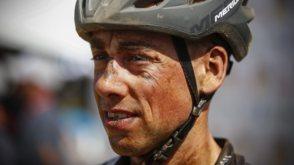 Mountainbiker Van Houts zet punt achter loopbaan