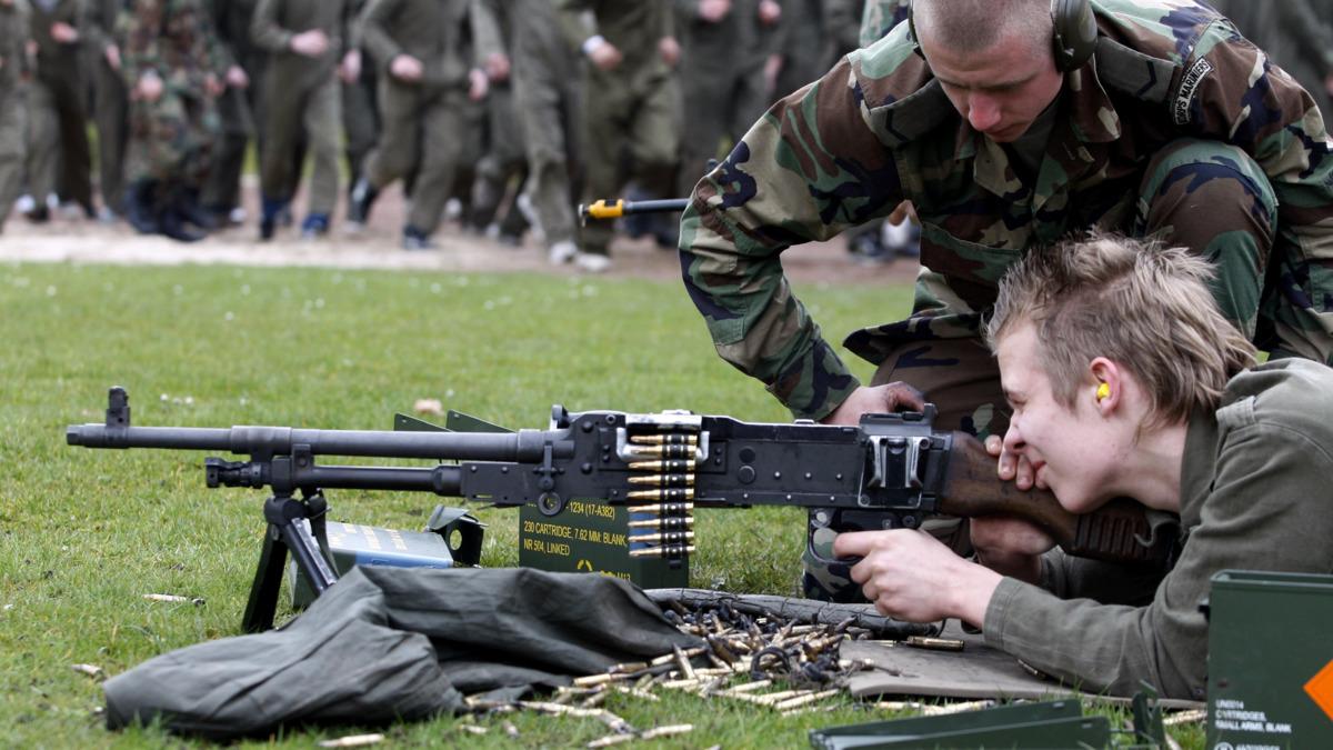 Defensie schrapt schietoefeningen vanwege munitietekort