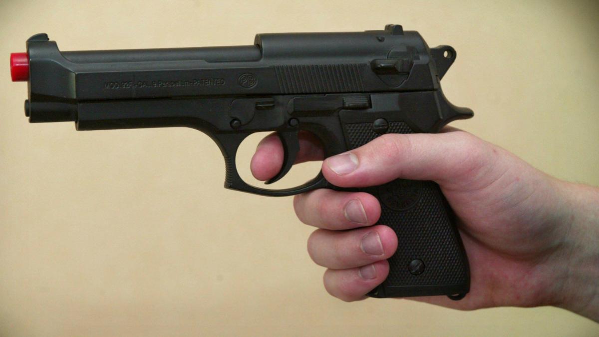 De politie neemt vaak onterecht speelgoedwapens in beslag