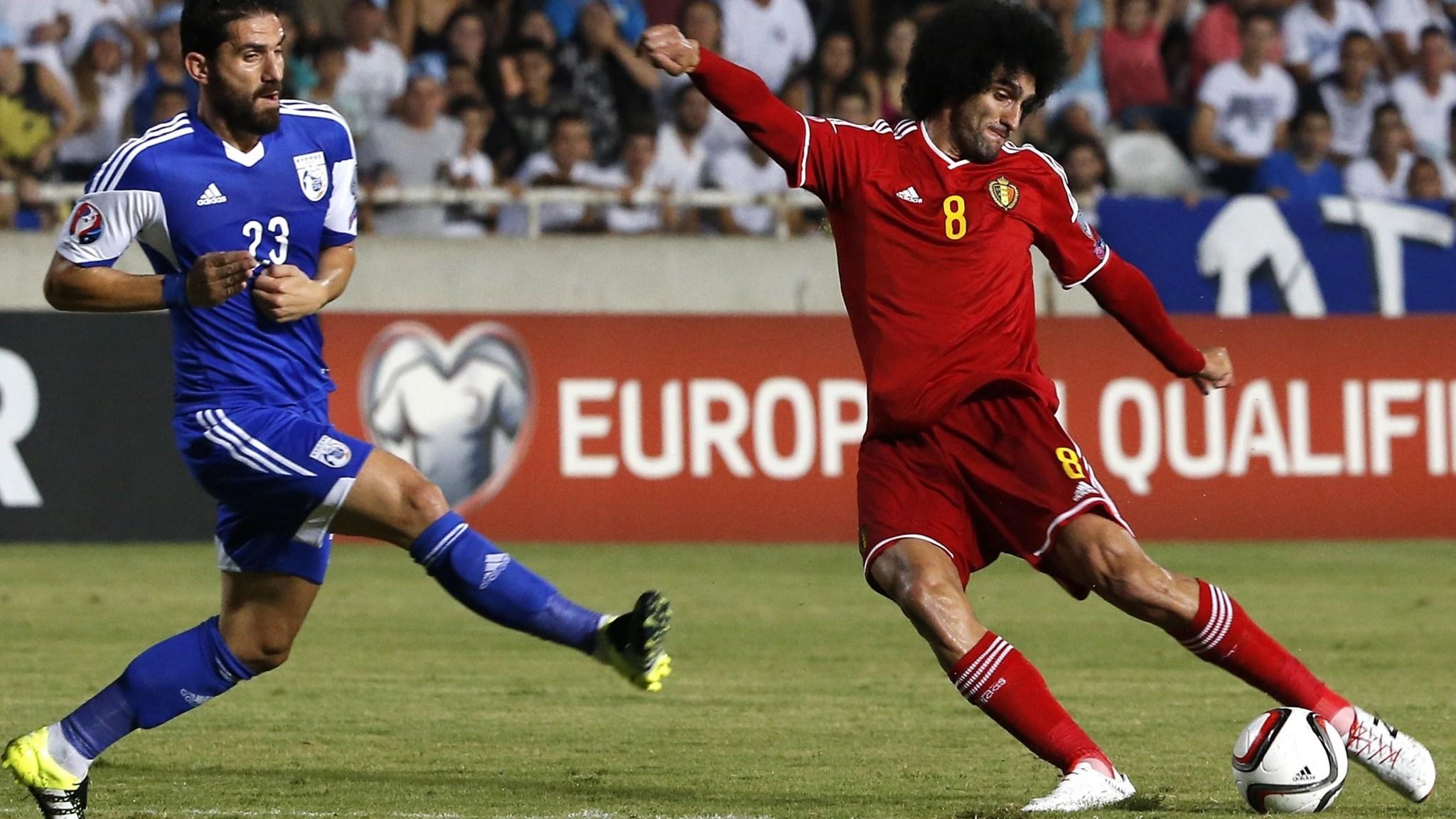 EK-kwalificatie: Cyprus-België | NOS