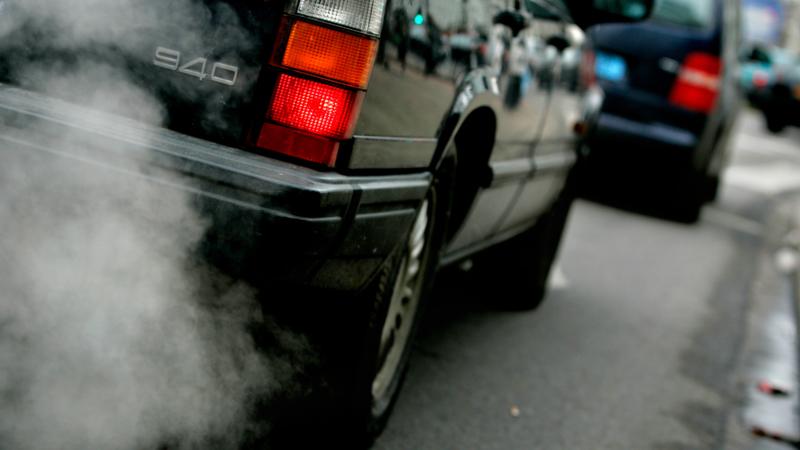 Veel minder fijnstof en stikstof door vervoer, meer CO2