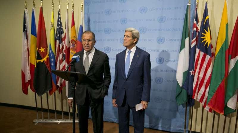 Militair Overleg VS-Rusland Over Syrië