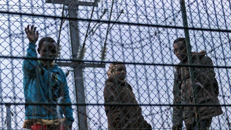 Kanaaltunnel Gesloten Na Bestorming Vluchtelingen
