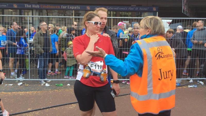 Te weinig medailles bij marathon Eindhoven: lopers laaiend ...