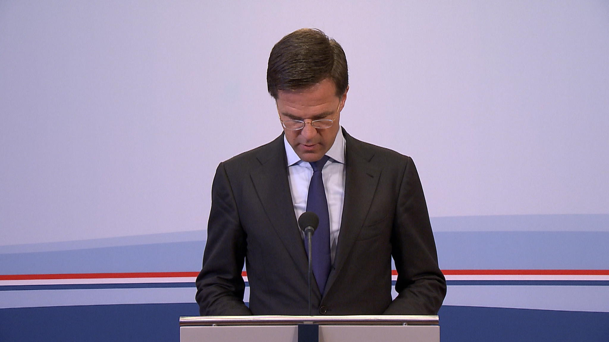 Hele Persconferentie Premier Rutte