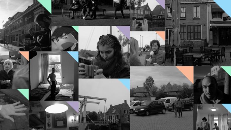 #Nadevlucht: volg 5 vluchtelingen, 100 dagen lang