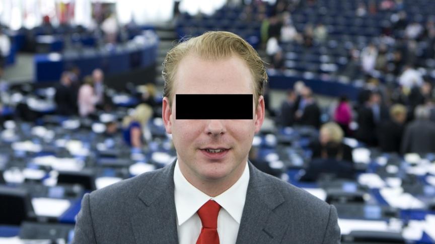 Daniël van der Stoep, ANP photo