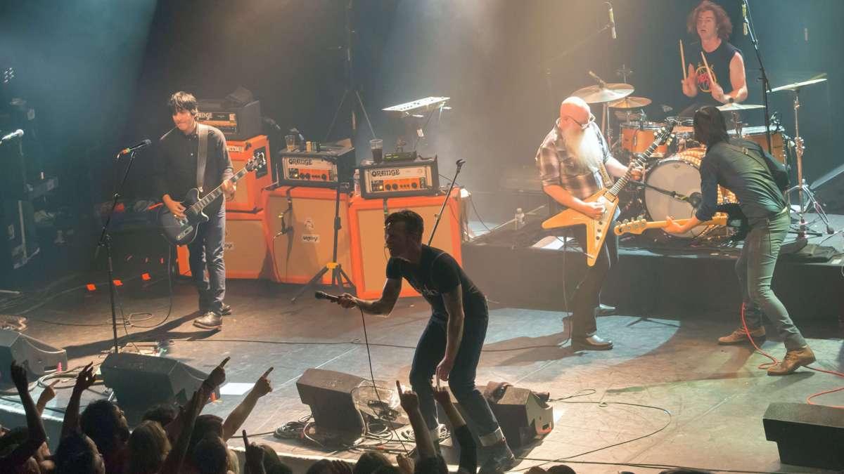 Eagles of Death Metal: er vielen direct mensen dood neer