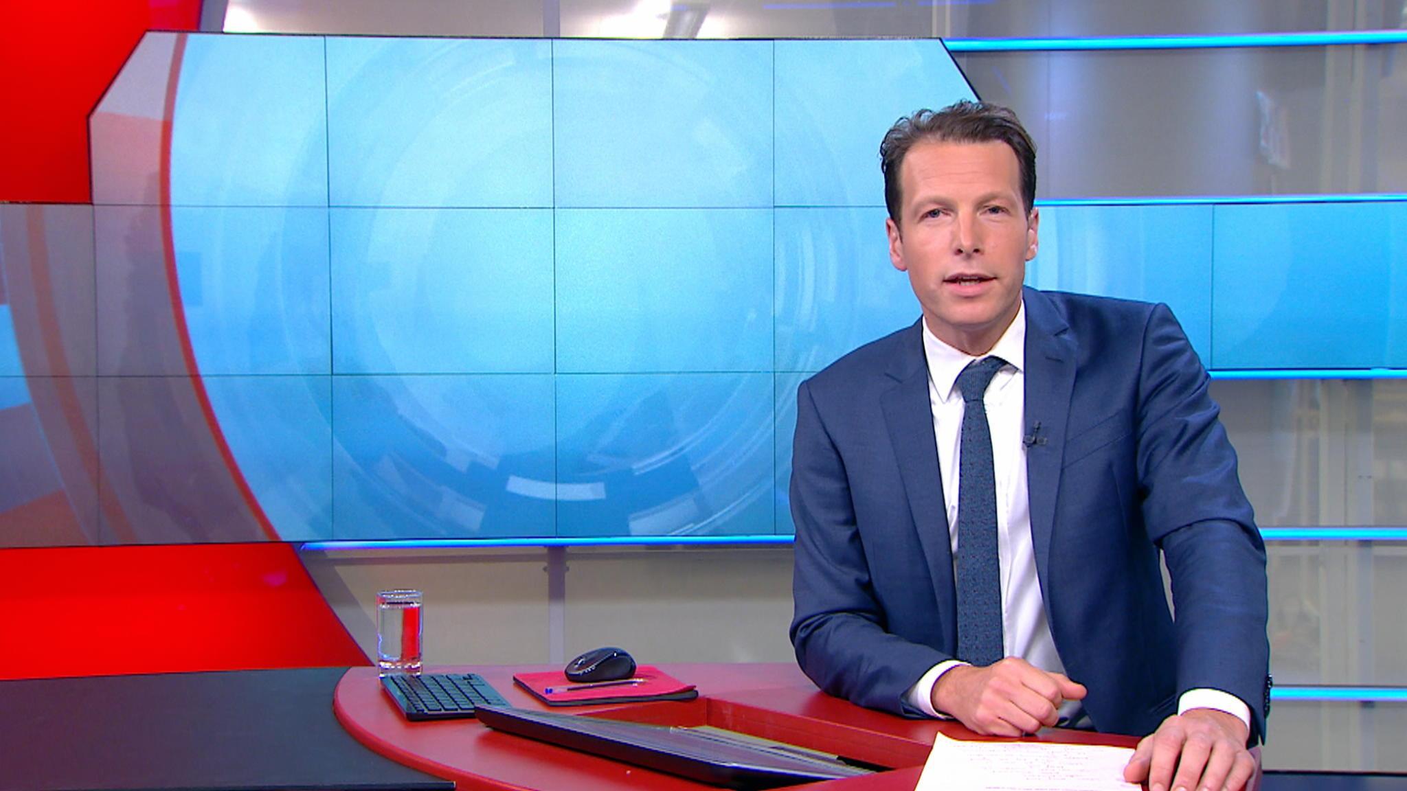 Laatste woorden Herman van der Zandt als presentator NOS ...