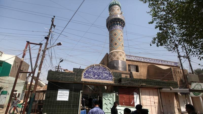 Aanslag Moskee Twitter: Aanslag Op Moskee Bagdad, Opgeëist Door IS