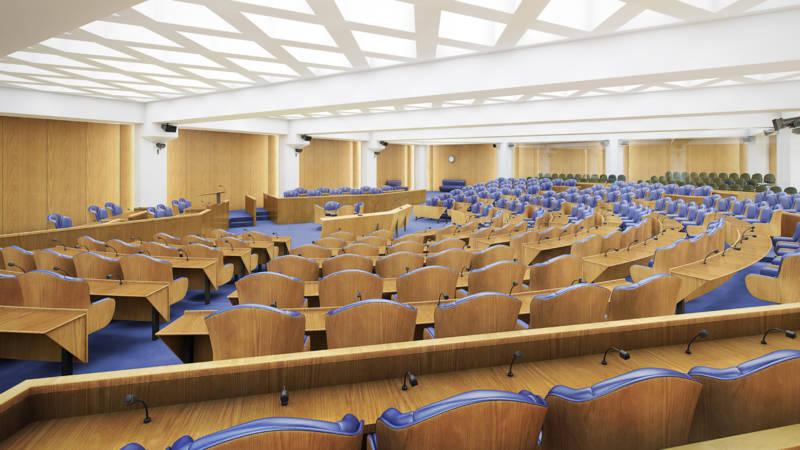 Interieur tweede kamer kan mee naar buitenlandse zaken nos - Kamer indeling ...