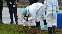 Dode man in sloot bij Etten-Leur omgekomen door scooterongeluk.